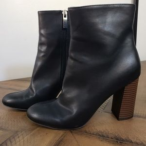 Target Faux Leather Bootie